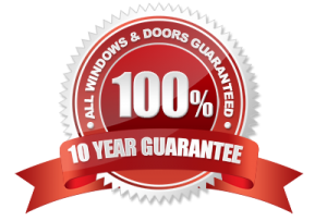 Double Glazing Guarantee