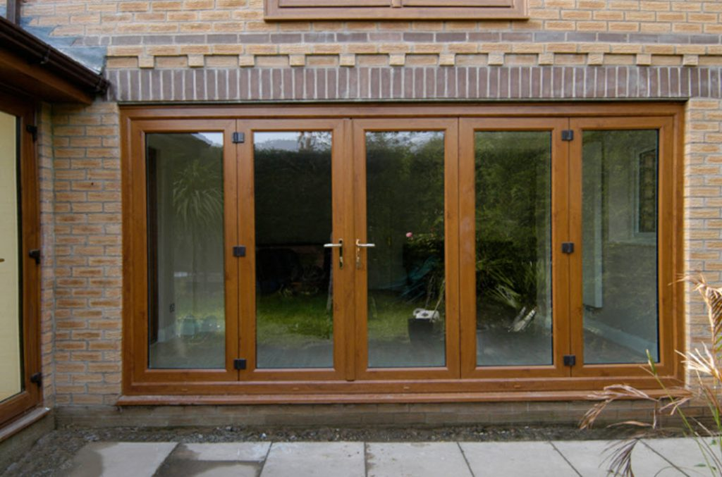 Right Choice Homes Bifold Door