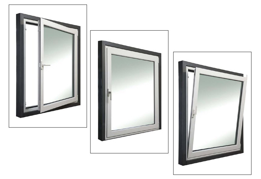 Tilt & Turn Windows Right Choice Homes