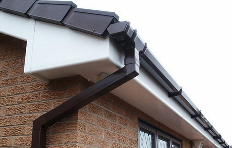 Right Choice Homes Roofline Replacement